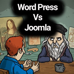 WordPress Vs Joomla - Hot Topic